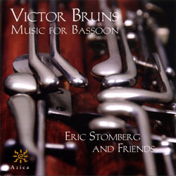 Bassoon music of Victor Bruns