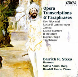 Opera Transcriptions and Paraphrases